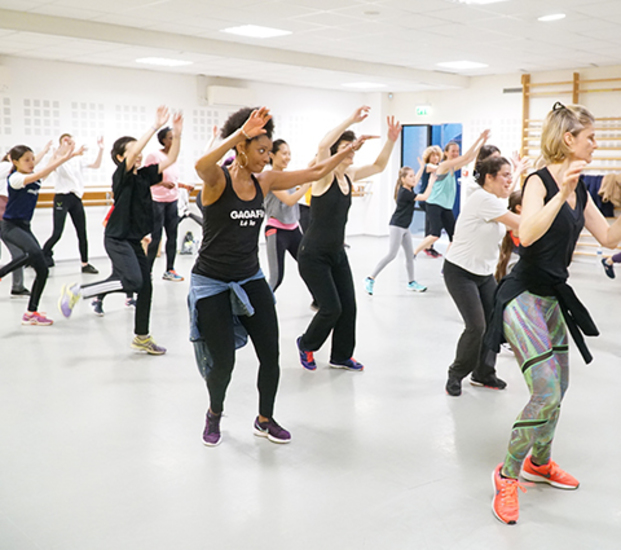 Fitness Renforcement Musculaire Zumba